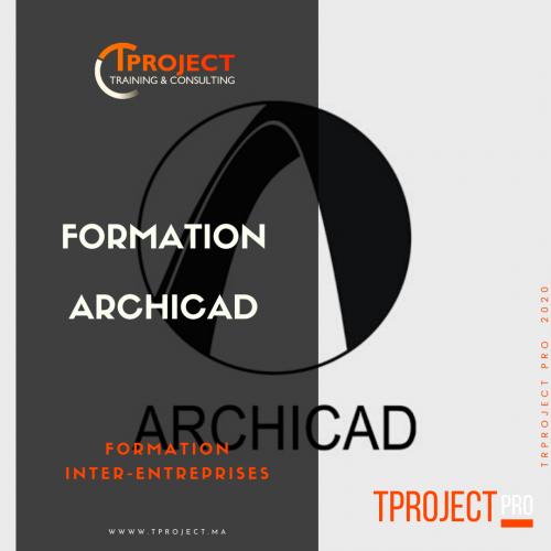 Formation pratique archicad maroc